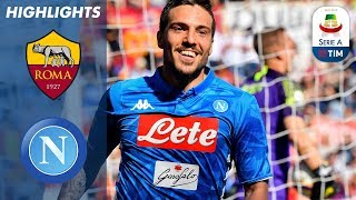 Roma 1-4 Napoli | Verdi, Milik, Mertens & Younes on target as Roma hit by 4! | Serie A