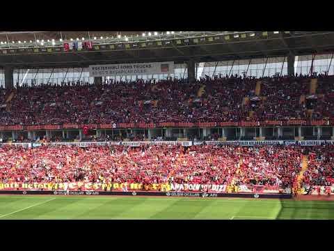 Eskişehirspor - Eskişehir Marşı - YALÇINKAYA #eses#samsunspor