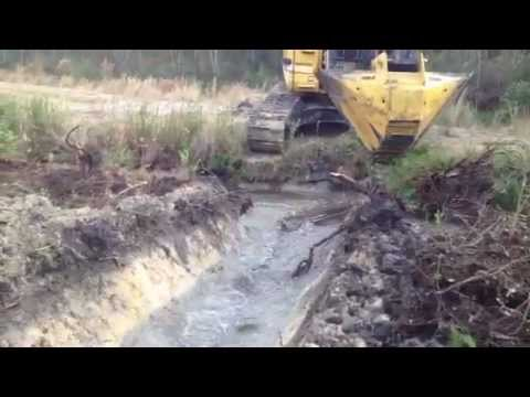 Ditching & Digging