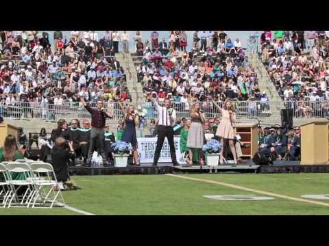 ThunderRidge High School graduation 2016