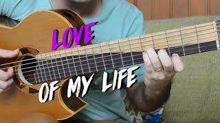 Love of My Life (Queen) - Fingerstyle Guitar (Marcos Kaiser)