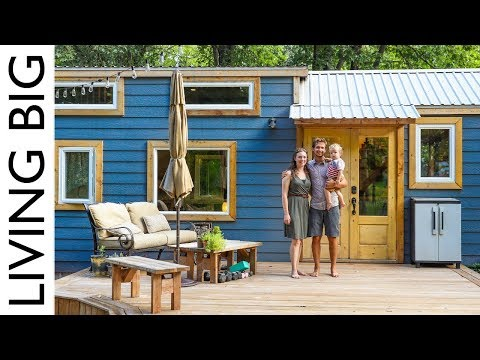 Tiny House Packed With Clever Design Ideas