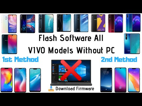 Vivo New Update Software Install Without PC | Vivo New System Updates Software Flash Without PC 2020