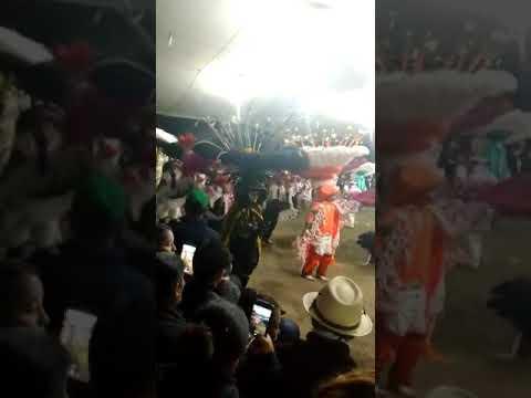 Carnaval santa Isabel xiloxoxtla. Remate camada estrella 2019