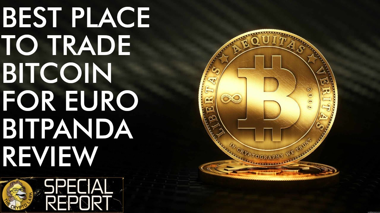 best place to trade cryptocurrency