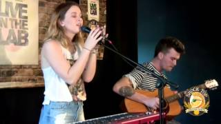 Broods - Mother & Father - RadioBDC Live in the Lab concert