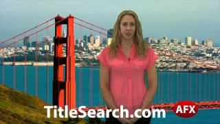 Property title records in Mendocino County California | AFX