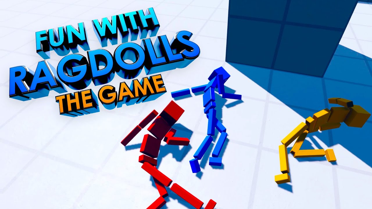 Fun With Ragdolls The Game Official Trailer Youtube