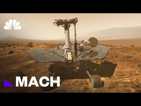 What We Learned From Opportunity's Grand Journey Across Mars | Mach | NBC News