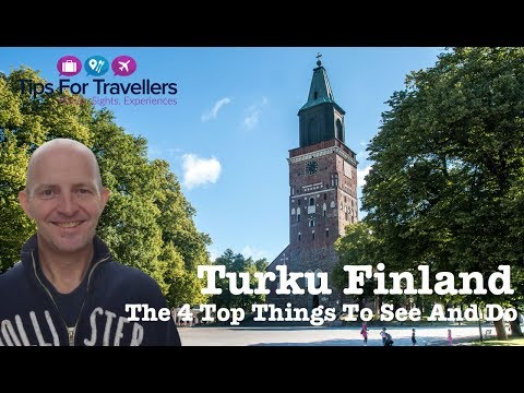 Discover The 4 Best Things To Do In Turku Finland!