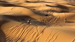 MERZOUGA RALLY 2014 - STAGE 3
