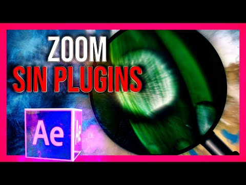 Sam Kolder Transition | Zoom Transition en Adobe After Effects CC 2018| Zoom in Zoom Out | Tutorial