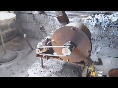 Homemade Hammer Mill/Low Cost Hammer Mill/Hammer Mill/Crusher Mill /homemade Crusher Mill