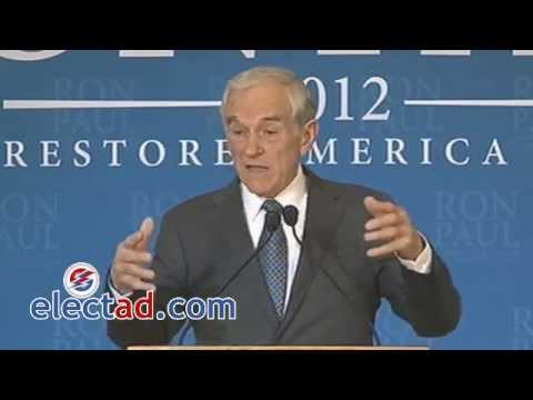 Ron Paul Addresses Small Business Owners in Hudsonville, Michigan - February 26 2012