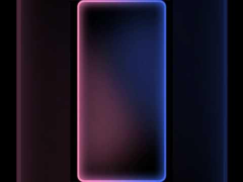 [Samsung Themes-Video Wallpaper] Edge Lighting (LIVE)