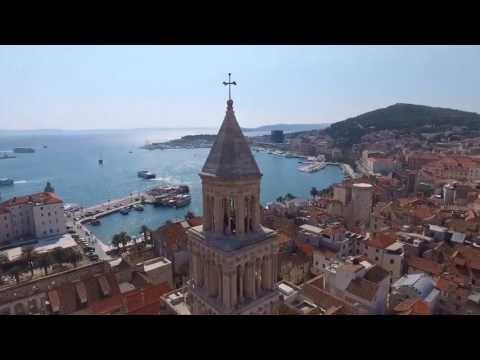 Croatia Via Drone