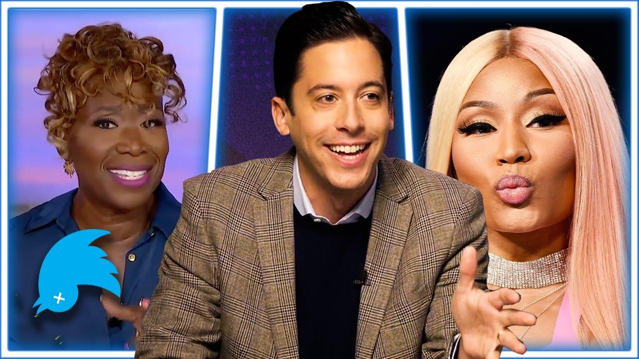"""Nicki Minaj Is """"Super BASED"""" On Vaccines"""