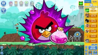 Angry Birds Friends Tournament 302-C Level 2 POWER UP Walkthrough