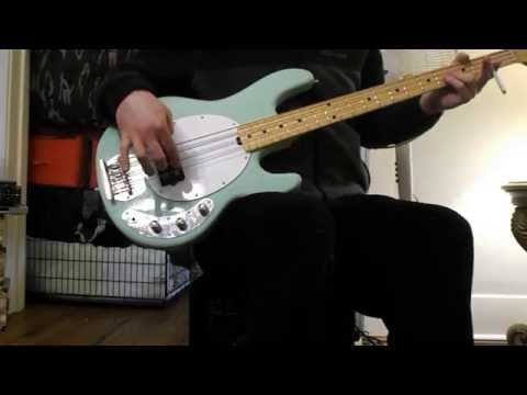 Sterling by Music Man Sub Ray4 Bass Review