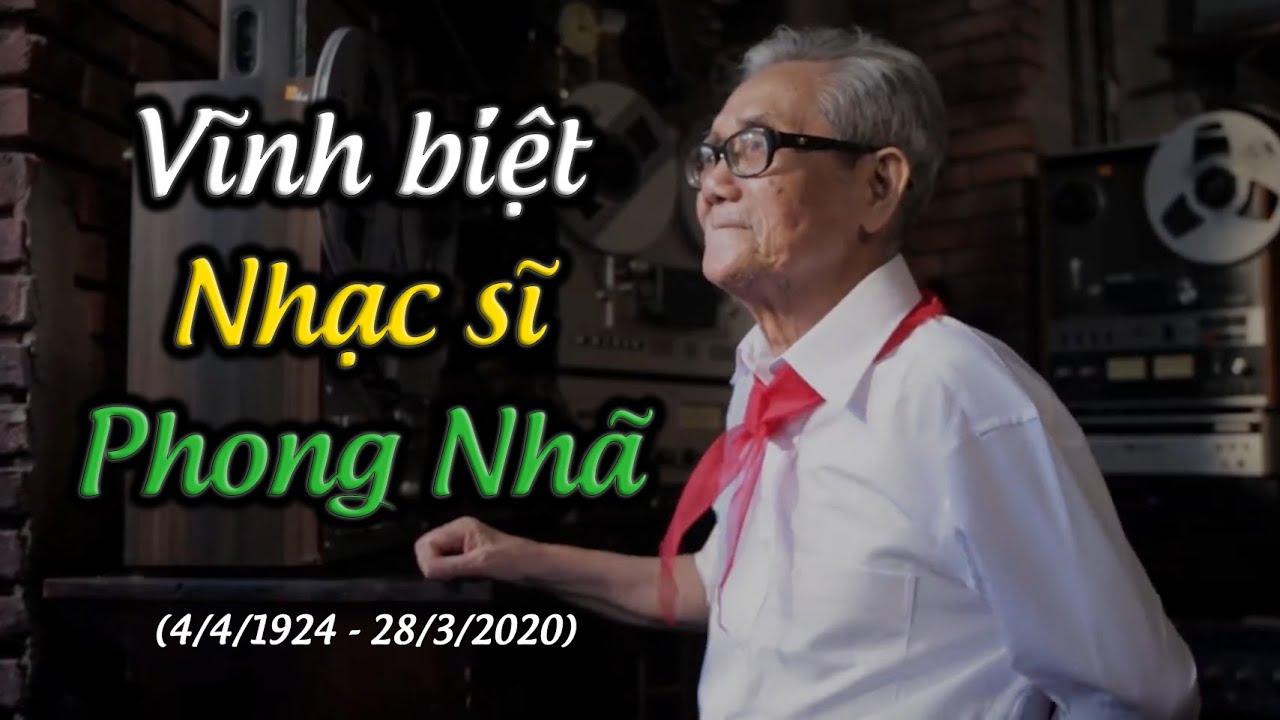 Tưởng nhớ cố Nhạc sĩ Phong Nhã – 10 ca khúc thiếu nhi hay nhất của cố Nhạc sĩ Phong Nhã