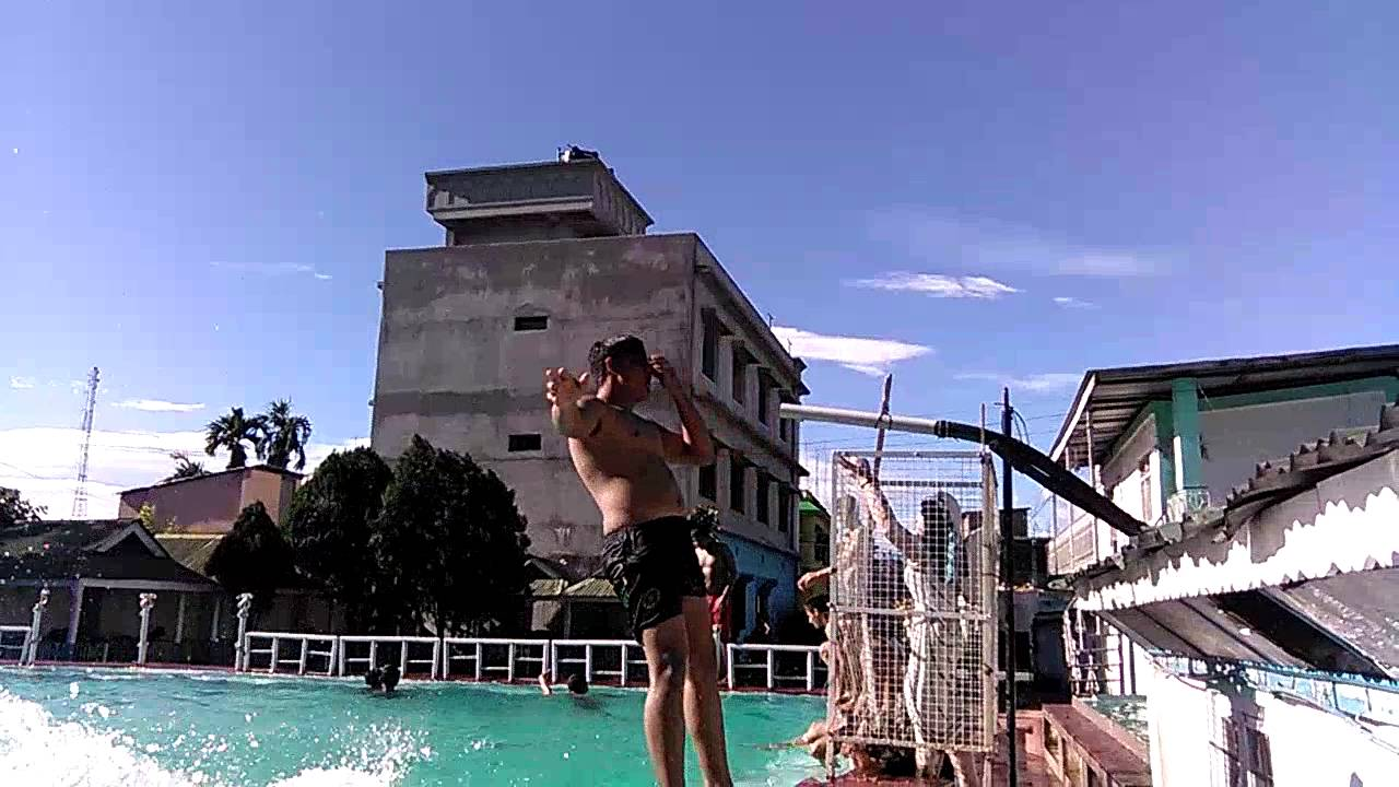With Frens In Kankai Swimming Pool Youtube