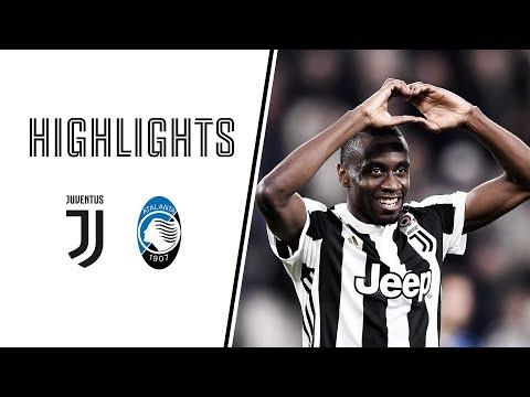HIGHLIGHTS: Juventus vs Atalanta 2-0 - Serie A - 14.03.2018