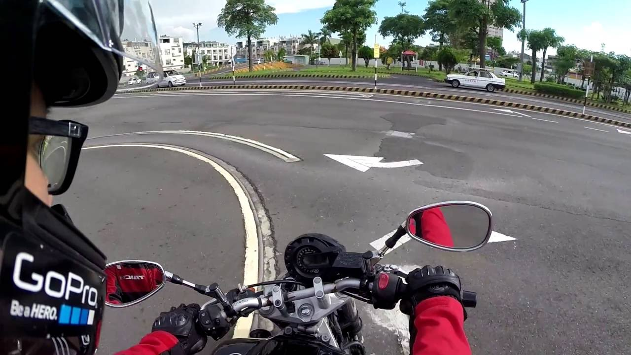 GoPro: 臺南永康重機駕訓班 考照流程 | Superbike training school - YouTube