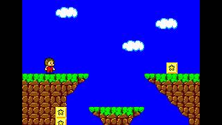 Alex Kidd in Miracle World - Alex Kidd Main Theme - User video