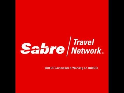Sabre Training- Important Queue Commands #SabreTraining #GDSTraining #TravelAgent