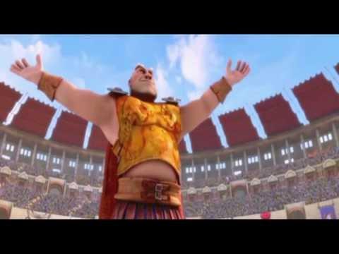 Мультфильм Гладиаторы Рима 2 февраля в 12:20