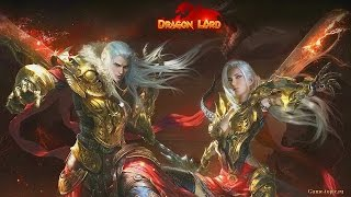 Браузерная игра Dragon Lord Gameplay
