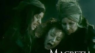 A Performance of Macbeth - Clip 01 - The Three Witches - TV Movie [1979]