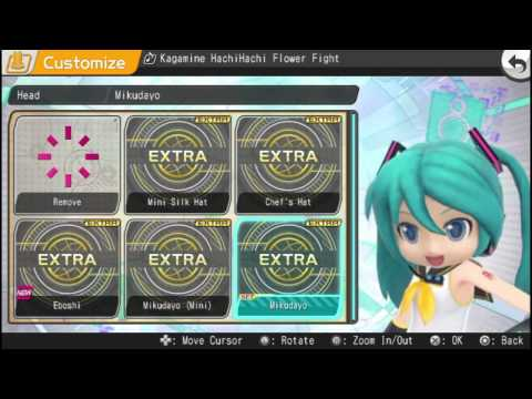 Hatsune Miku Project Diva f Vita English...