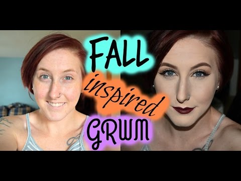 FALL INSPIRED GRWM | TheMakeupAlly