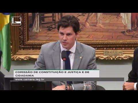 CONSTITUIÇÃO E JUSTIÇA E DE CIDADANIA - Reunião Deliberativa - 05/06/2018 - 15:45