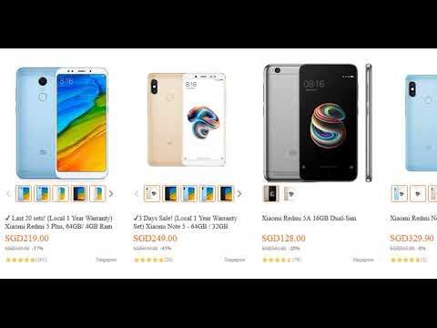 Mobile Phone Price In Singapore