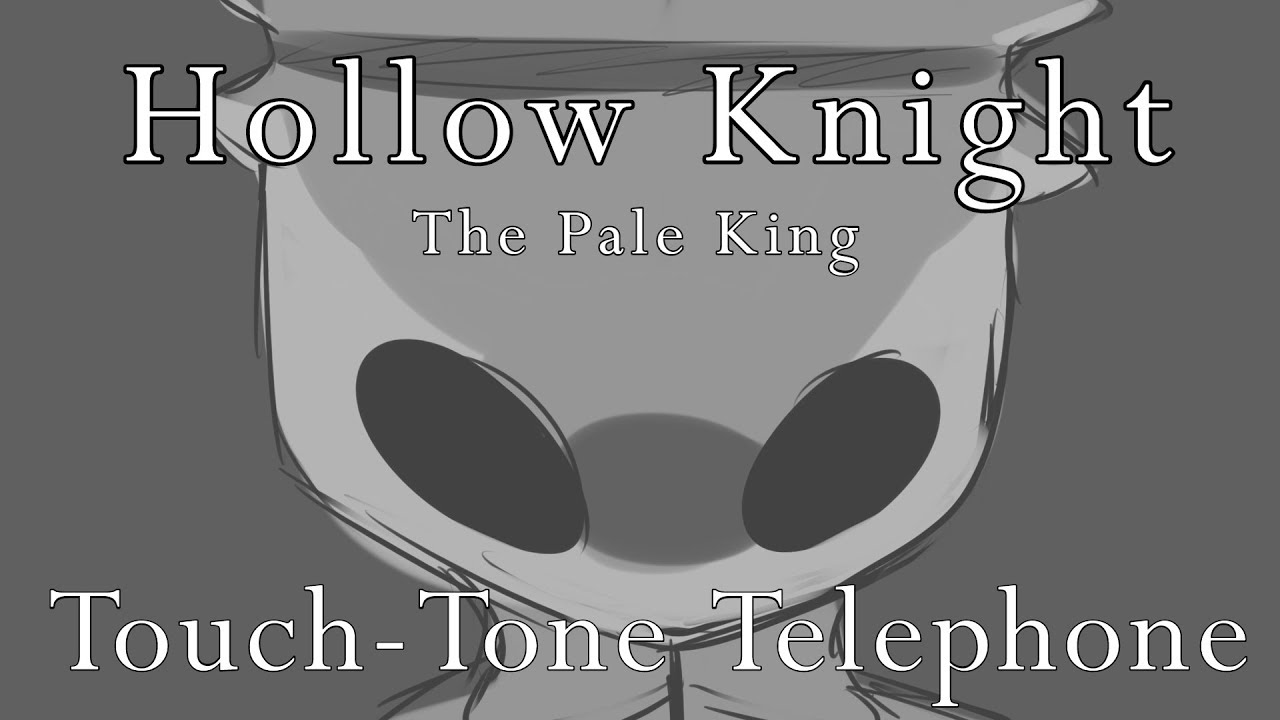 Hollow Knight | Touch-Tone Telephone | PMV Storyboard
