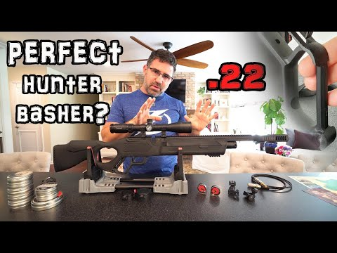 Hatsan Vectis Lever Action .22 - Vlog18