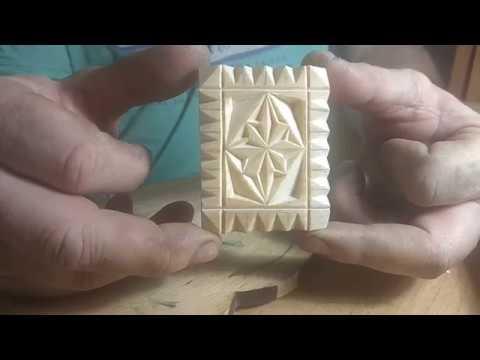 Уроки резки по дереву видео