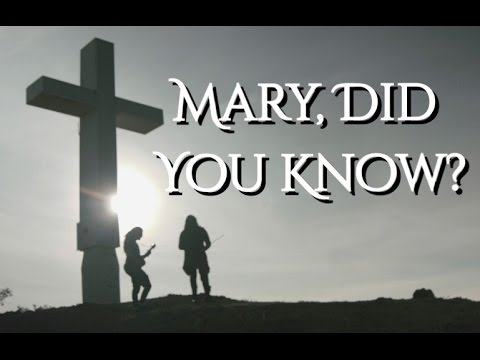 Mary, Did You Know?  - DSharp Ft. Mars Daniels