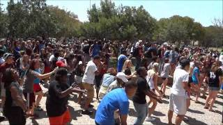 Texas A&M Wobble Flash Mob - Official Video