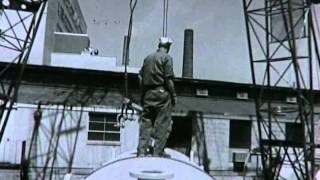 Repeat youtube video Installing the Hyperbaric Chamber at Children's Hospital, 1965