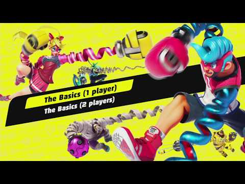 GO THE DISTANCE! (ARMS Global Testpunch #1) - Nintendo Switch