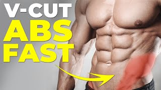 5 Exercises to Get RIPPED V-Cut Abs FAST | Alex Costa