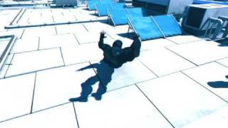 Mirrors Edge - Leap of Faith TV ad