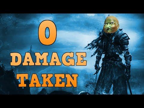 Dark Souls 3 Worlds First 0 Damage Run