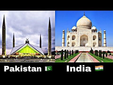 Pakistan vs India – Beautiful Places