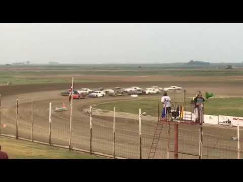 Street Stock Feature- August 11, 2018