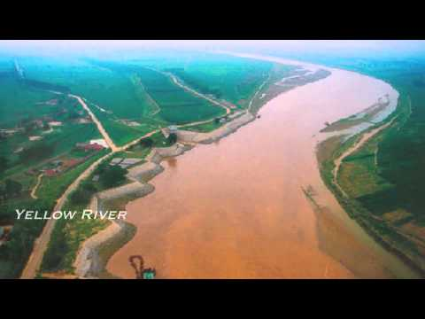 Yellow River - World Largest River - River