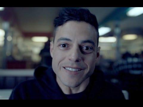 Elliot on Adderall - Mr Robot (S02E03)